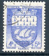 STAMP / TIMBRE FRANCE OBLITERE N° 562  BLASON / NANTES