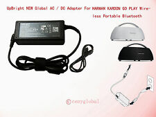 AC Adapter For Harman Kardon Go + Play II High-Performance Dock HKGOPLAY2BLKAM