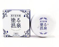 NURU ONSEN Medicated body cream Hot spring water formulation from Japan