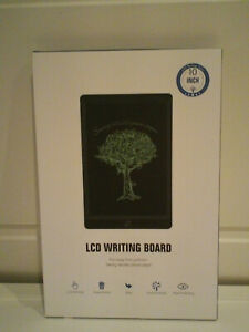 LCD Writing/Drawing Board 10 inch - Brand New in Box