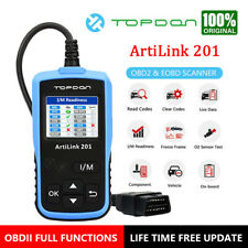 OBD2 CAN Automotive Code Reader Diagnostic Scanner LIVE DATA Emission Test Tool