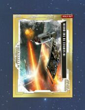 Topps Star Wars Trader Masterwork Adventures Of R2-D2 Digital Card Gold