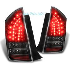 12-15 TOYOTA PRIUS LED STRIP SIGNAL TAIL BRAKE LIGHTS REAR LAMPS JDM BLACK 13 14