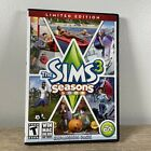 The Sims 3: Seasons (windows Pc / Mac, 2012) Computer Game Expansion Pack