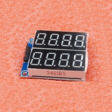 1PCS 74HC595 74HC164 8Bit 8-Digit LED Nixie tube Display Module Red Digital Tube
