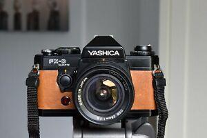 Yashica FX-D + Yashica 28mm wide angle lens