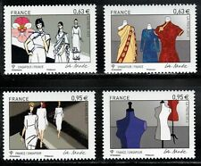 2013 France Singapore joint issue Fashion MNH