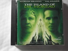 GARY CHANG  The Island Of Dr. Moreau (soundtrack) (CD 1996)