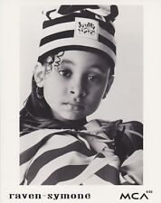 1993 Vintage Press photograph Young RAVEN-SYMONE -  MCA Photo
