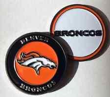 New NFL Denver Broncos Golf Ball Marker + Free Bonus