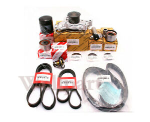Timing Belt Kit & Water Pump Fit for Toyota / Lexus Camry ES300 RX300 1MZFE 3.0L