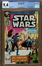 Star Wars #43 CGC 9.4 Part 5 Empire Strikes Back 1st Lando Calrissian