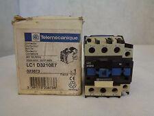 NEW TELEMECANIQUE LC1-D3210E7 CONTACTOR 48 V COIL