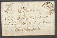 1831 Lettre Cursive 78/Les Arcs + CAD T11 LE LUC. Superbe VAR(78) X2825