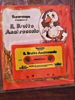 kids books  Italian Language ONE  book  with tape  VINTAGE  NEW