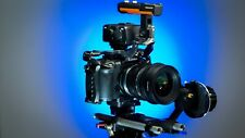 Movcam Cage with Riser and rails  Kit for Panasonic GH5 - Ultralight Magnesium