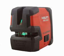 New Hilti laser level PM 2-LG Line laser Laser line projectors Green laser line
