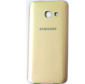 For Samsung Galaxy A320 A3 2017 Gold Battery Back Cover Case Door Replacement