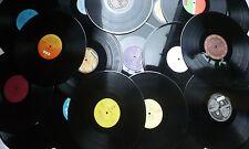 """SAMMLUNG - 50 Schallplatten 12"""" für Deko, Party, Basteln, Anhören? ohne Cover"""