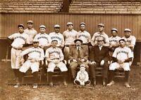 1906 Milwaukee Brewers Team PHOTO Baseball Team