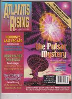 Atlantis Rising Mag The Pulsar Mystery No.24 2000s 013120nonr