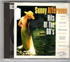 (GL917) Sunny Afternoon, Hits of the 60s - 1996 CD