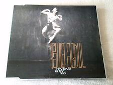 PAULA ABDUL - MY LOVE IS FOR REAL - UK CD SINGLE