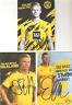Erling Haaland★BVB Borussia Dortmund★Autogrammkarte★original signed★gratis Fotos