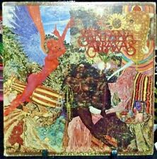 SANTANA Abraxas Album Released 1970 Vinyl/Record  Collection US pressed