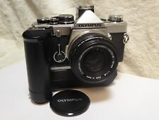 Olympus OM 2N 35mm MD SLR Film Camera 50mm f/1.8 Lens *COLLECTORS CONDITION MINT
