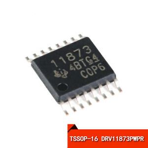 12V 3-Phase Sensor-Less BLDC Motor Controller Driver ICs DRV11873PWPR TSSOP-16