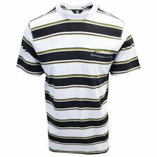 Volcom Men's Pale Blue Laney Crew S/S T-Shirts (S06)