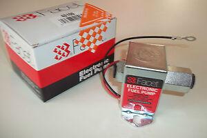 Facet performance fuel pump