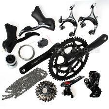 Shimano Bike Drivetrain Kits Sora 3500 Road Bike Groupset Group Set 2*9 Speed