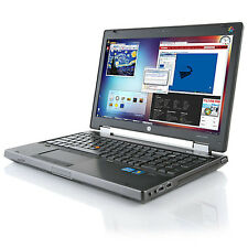 HP ELITEBOOK MOBILE WORKSTATION 8760W- CORE i7 - 16GB RAM- 180 SSD +500GB HDD
