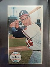 1964 TOPPS GIANTS # 26 JOE TORRE  *MILWAUKEE BRAVES *KRB-7100 * SHARP!!!