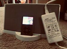 Bose SoundDock Series I Digital Music iPod System White TESTED
