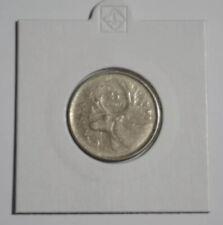 1965 Canada Silver 25 Cents