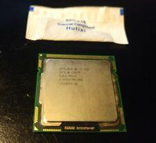 CPU 1156 CORE i5-750 2.66 GHZ SLBLC QUAD CORE X4 SOCKET LGA PROCESSORE PROZESSOR