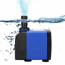 Water Pump Aquarium Fish Tanks Submersible Ultra-quiet Fountain Pumps Non-toxic
