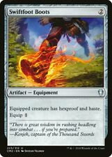 Swiftfoot Boots Commander Anthology Volume II NM-M Uncommon CARD ABUGames