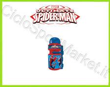Bidon + Porte-bidon bébé bébé Spiderman Dessins idéal Vélo