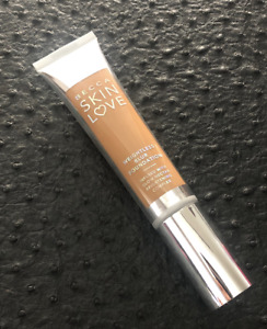 Becca Skin Love Weightless Blur Foundation in CAFE, Full Size - 1.23oz New