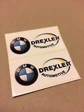 BMW Drexler Automotive LSD Limited Slip Diff Decal Sticker X2