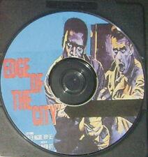 FILM NOIR 096: EDGE OF THE CITY (1957) Martin Ritt, John Cassavetes, Poitier
