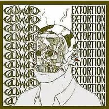 EXTORTION / COLDWORLD SPLIT LP AUST HARDCORE PUNK NAPALM DEATH GRIND THRASH