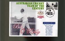 BILL O'REILLY AUST CRICKET TEAM OF THE CENTURY COVER