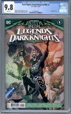 Dark Nights: Death Metal Legends of the Dark Knights #1 Robin King   CGC 9.8