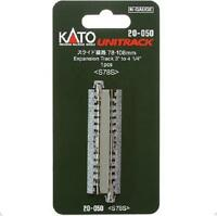Kato 20-050 Rail Expansion / Expansion Track 78~108mm - N