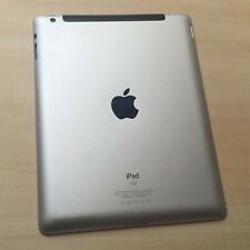 Original for The New iPad 3 3rd Gen 3G Back Cover Rear Housing A1430 32GB Silver